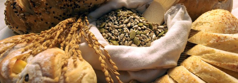 Lebensmittel mit hohen Anteil an Kohlenhydraten
