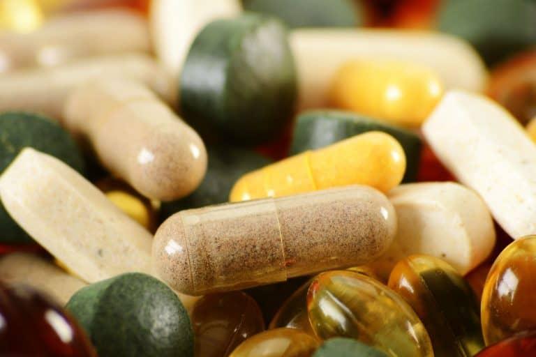 Kapseln und Tabletten