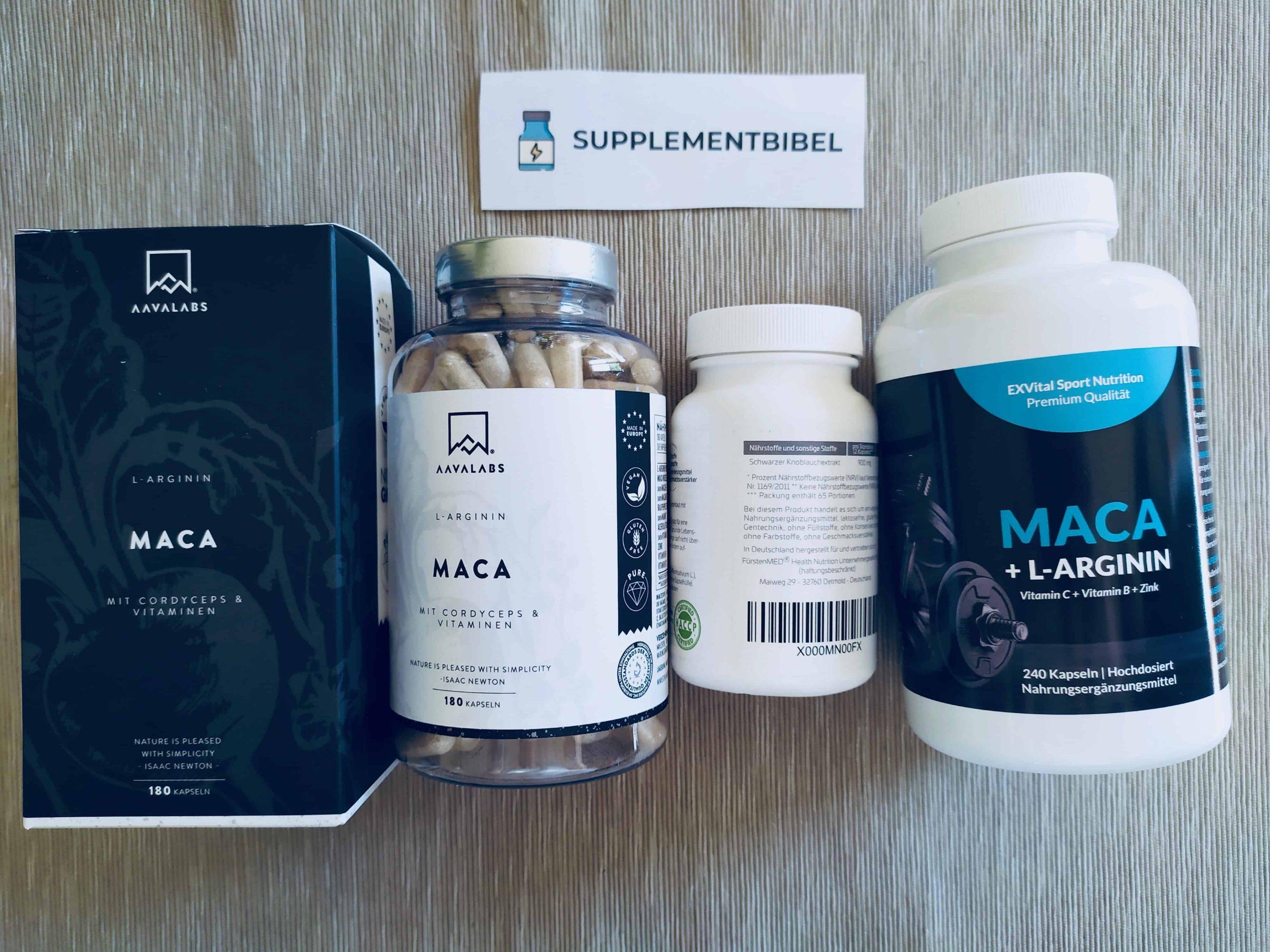 Maca Pulver: Test & Empfehlungen (04/20)