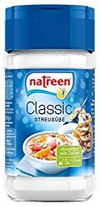 Natreen - Classic Streusüße Zuckerersatz - 80g