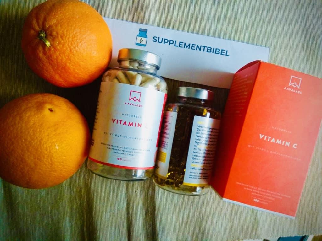 Vitamin C: Test, Wirkung, Anwendung & Studien (12/20)