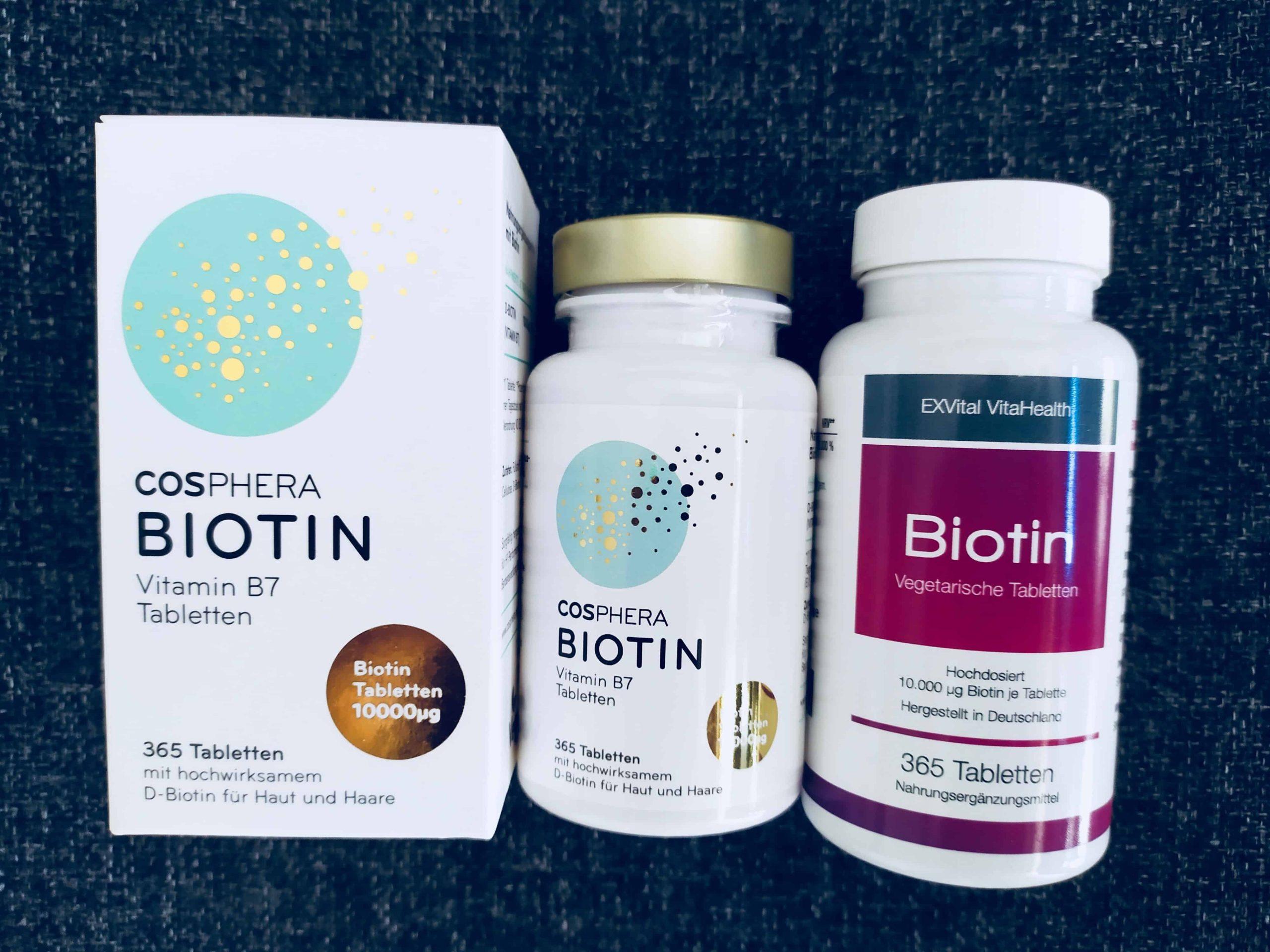 Biotin: Test & Empfehlungen (10/21)