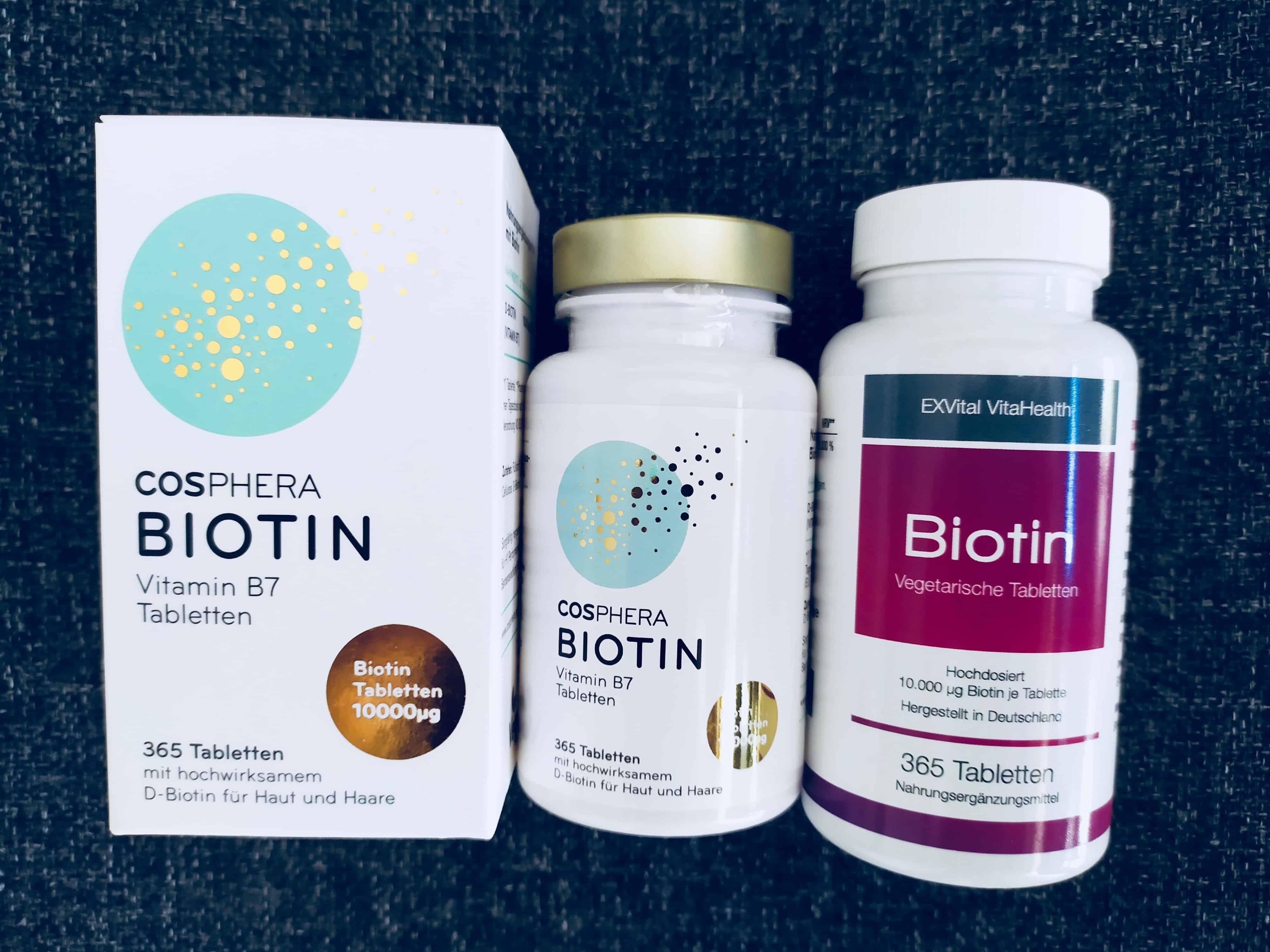 Biotin: Test & Empfehlungen (01/20)