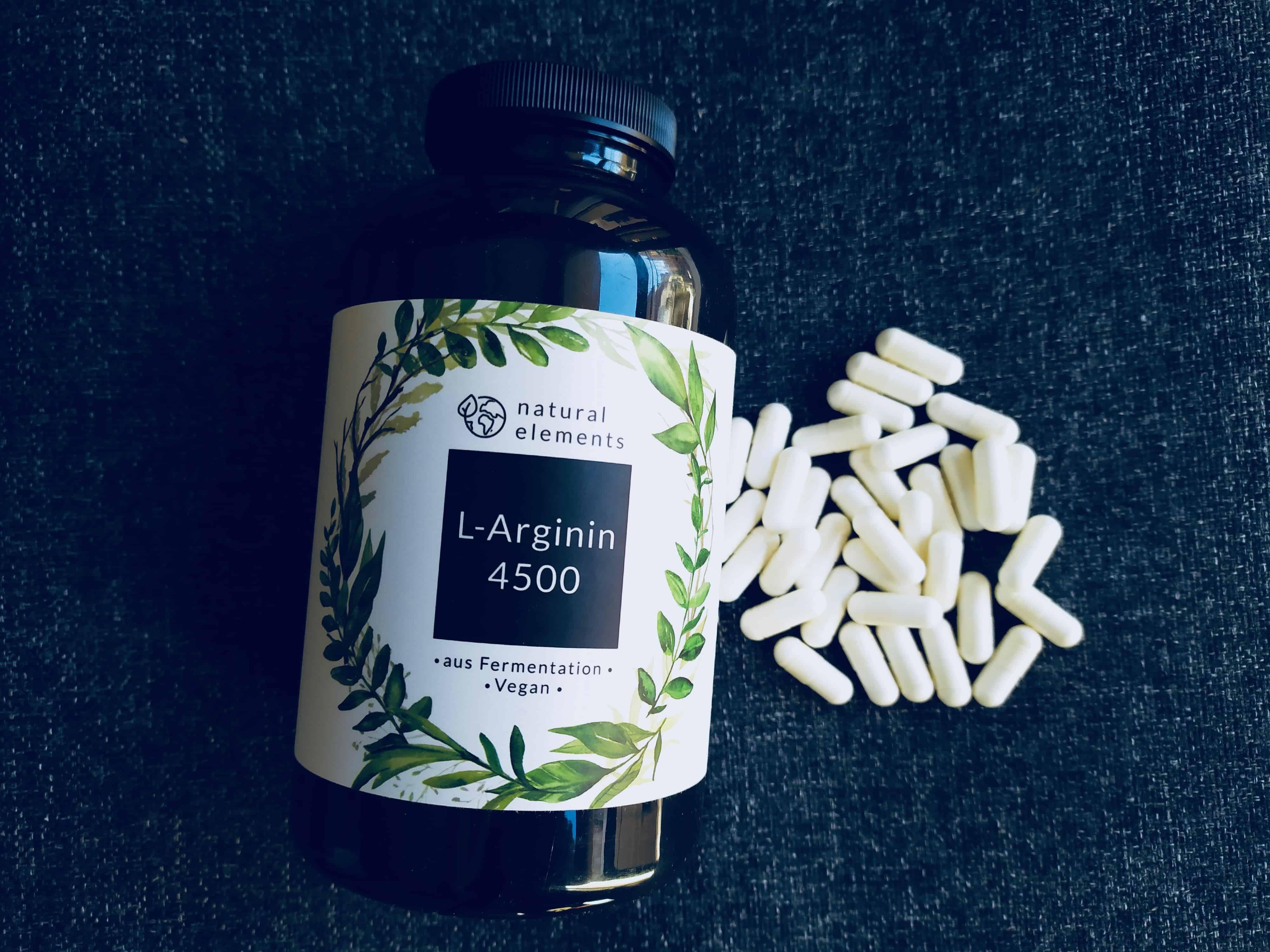 L-Arginin: Test & Empfehlungen (01/20)