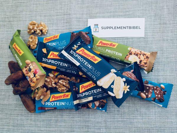 Proteinriegel: Test & Empfehlungen (01/20)