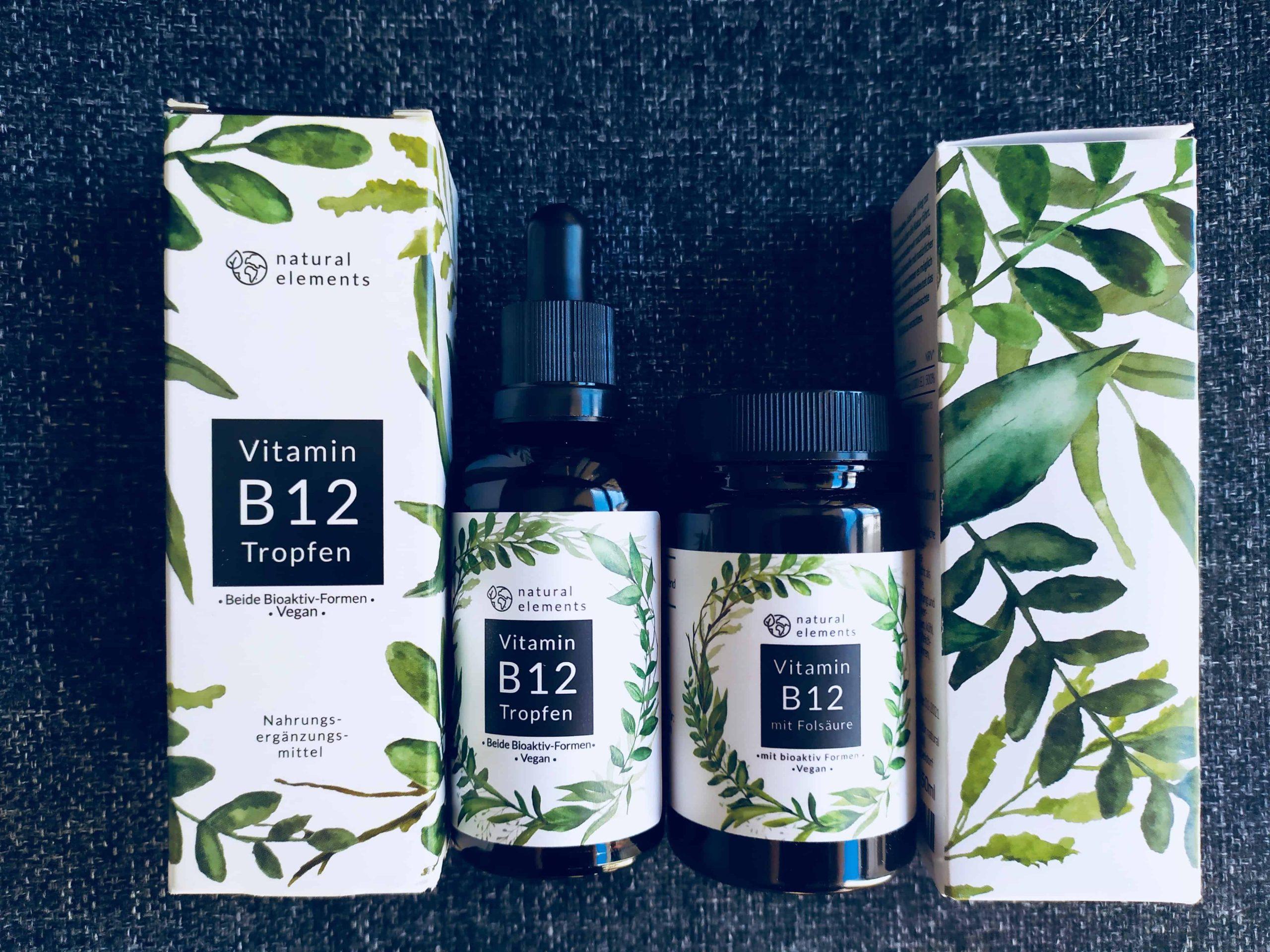 Vitamin B12: Test, Wirkung, Anwendung & Studien (04/21)