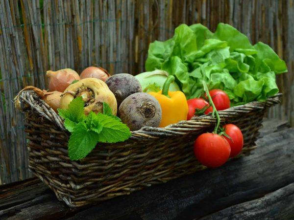 Sorge mit der richtigen Ernährung dafür, dass du immer vital und gesund bleibst. (Bildquelle: pixabay.com / Jill Wellington )