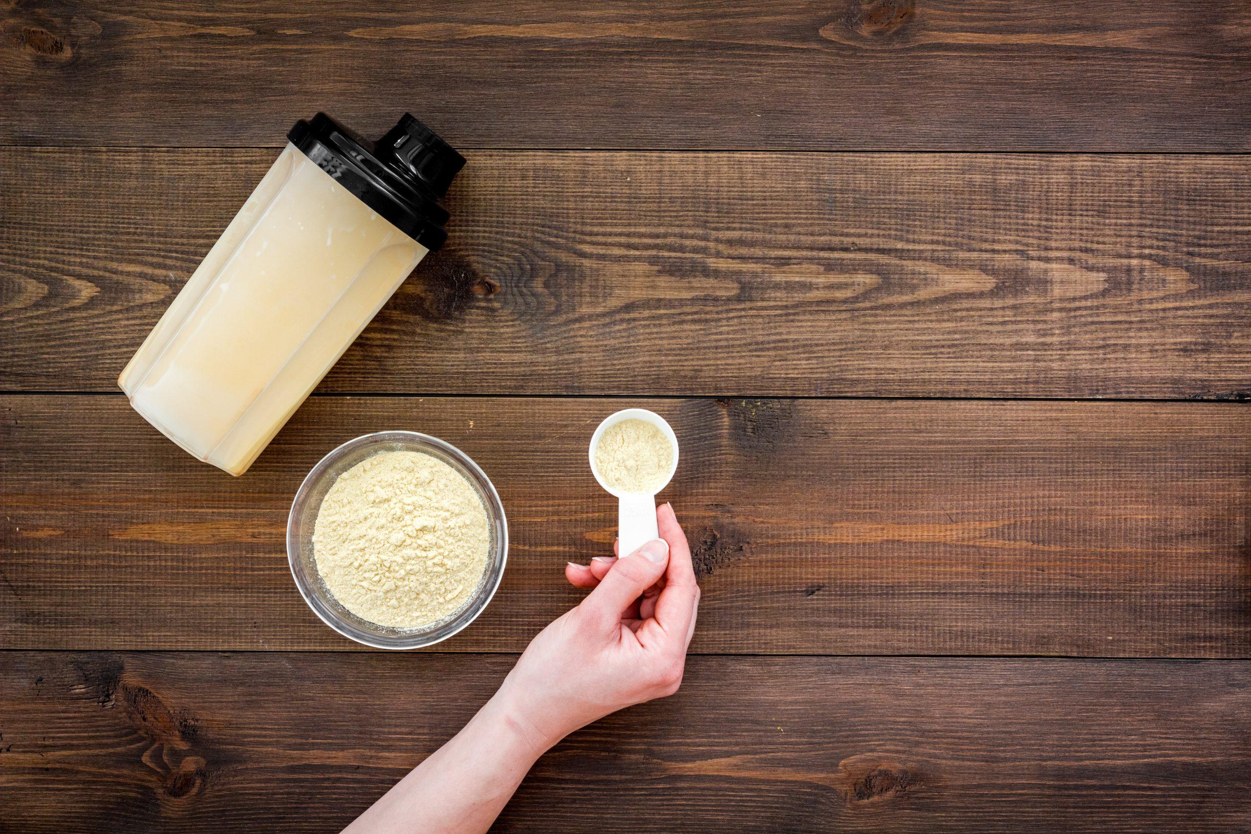Whey Protein: Test & Empfehlungen (12/20)