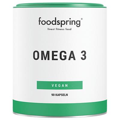 Omega 3 Fettsäuren Kapseln
