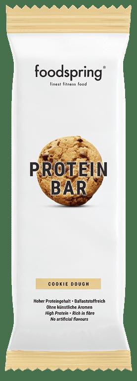 Proteinriegel mit Cookie Dough Geschmack