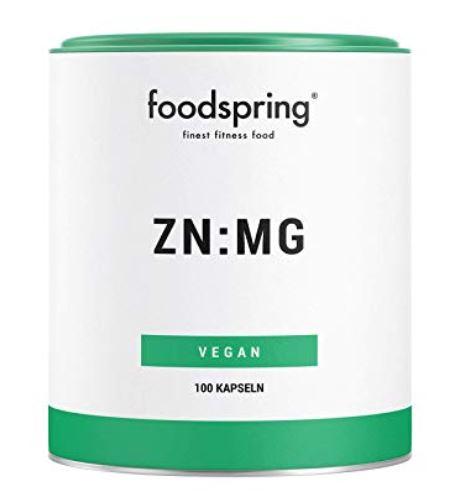 Zink & Magnesium Vitamin-Kapseln (ZN:MG)