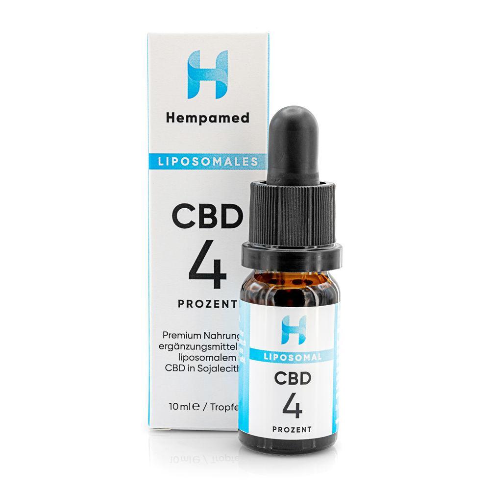 Hempamed Liposomales CBD Öl (4%)