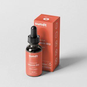 Liposomale Vitamin B12 Tropfen