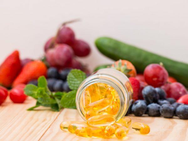 Vitamin D Öl