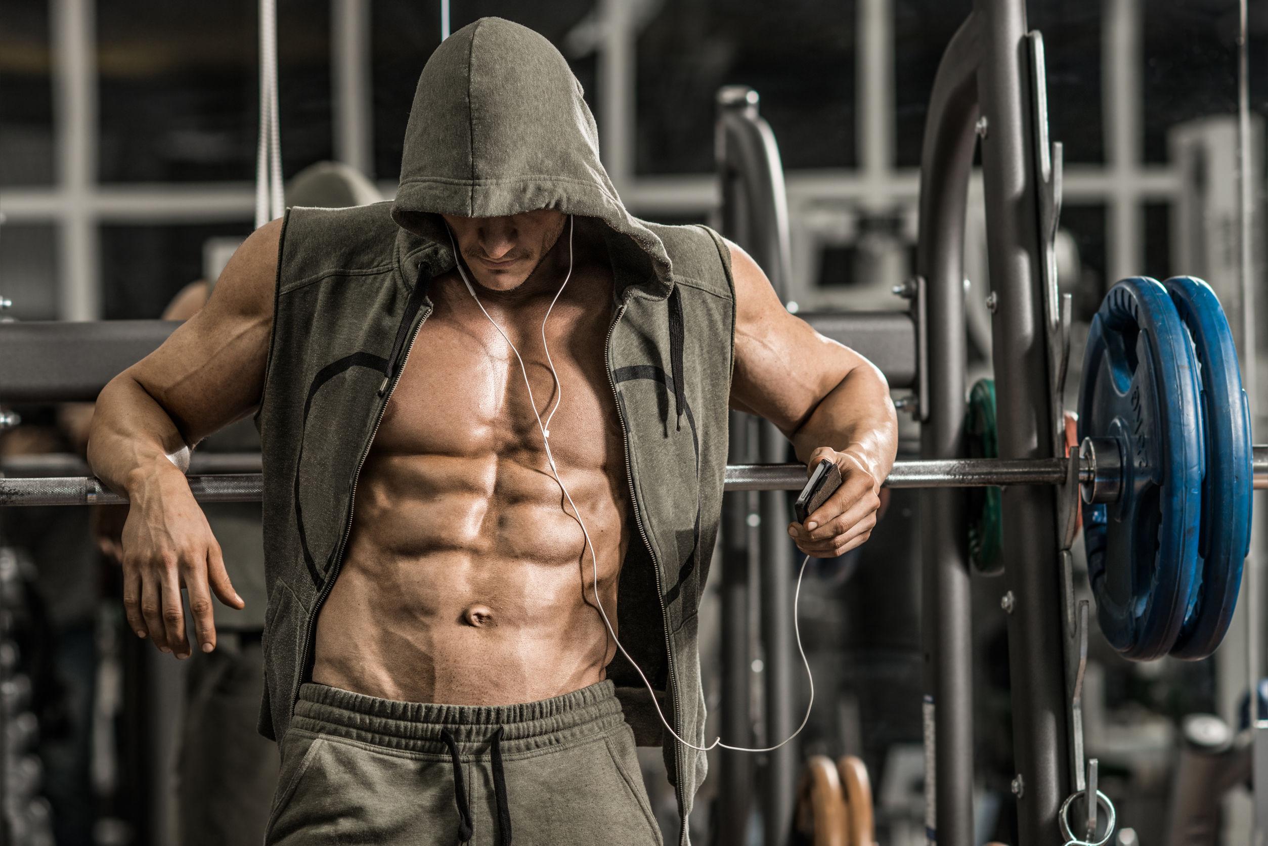 Arme muskelaufbau dünne Muskelaufbau für