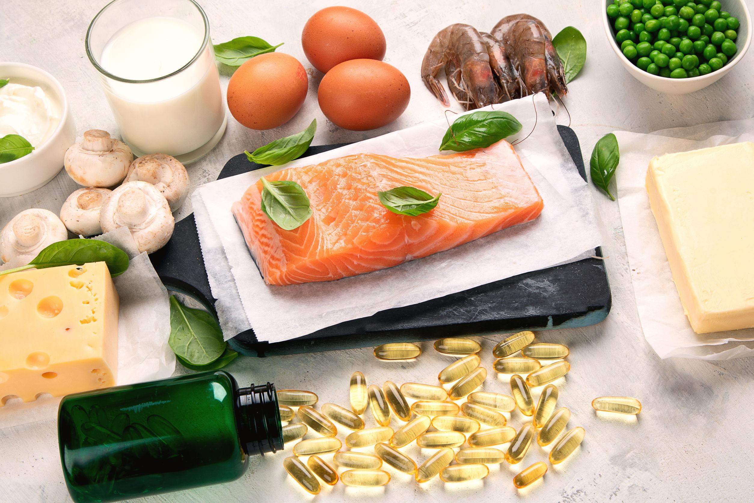 Hochdosiertes Vitamin D
