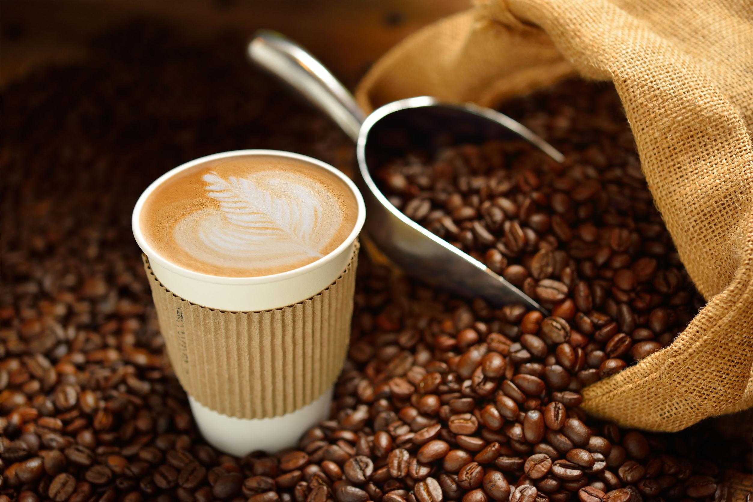 Grüner Kaffee-1