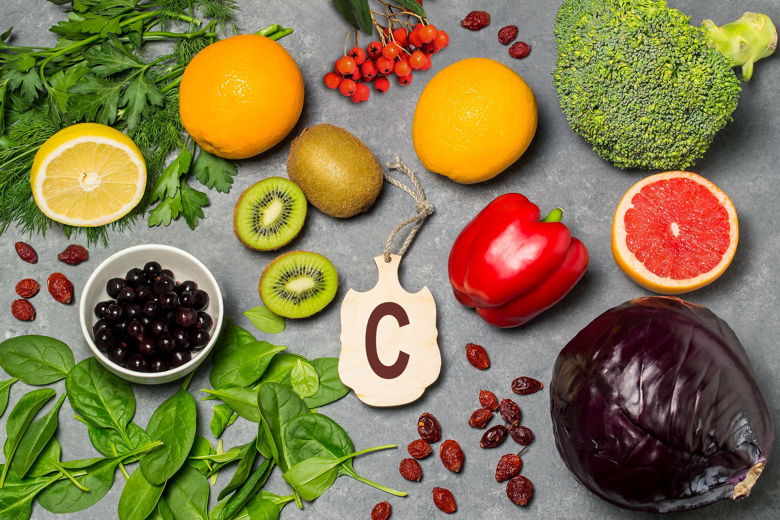 Natürliches Vitamin C