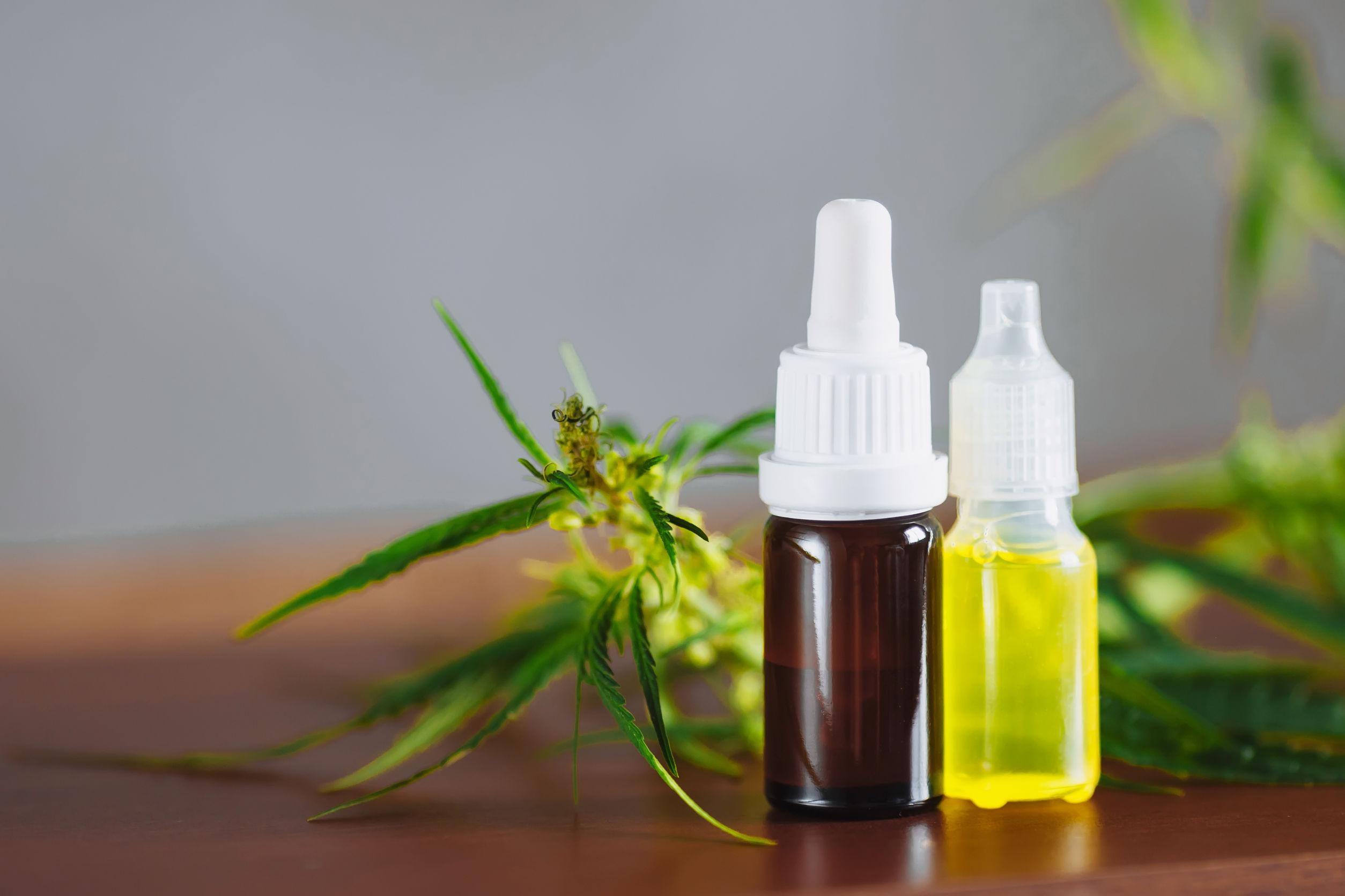 CBD Öl ohne THC