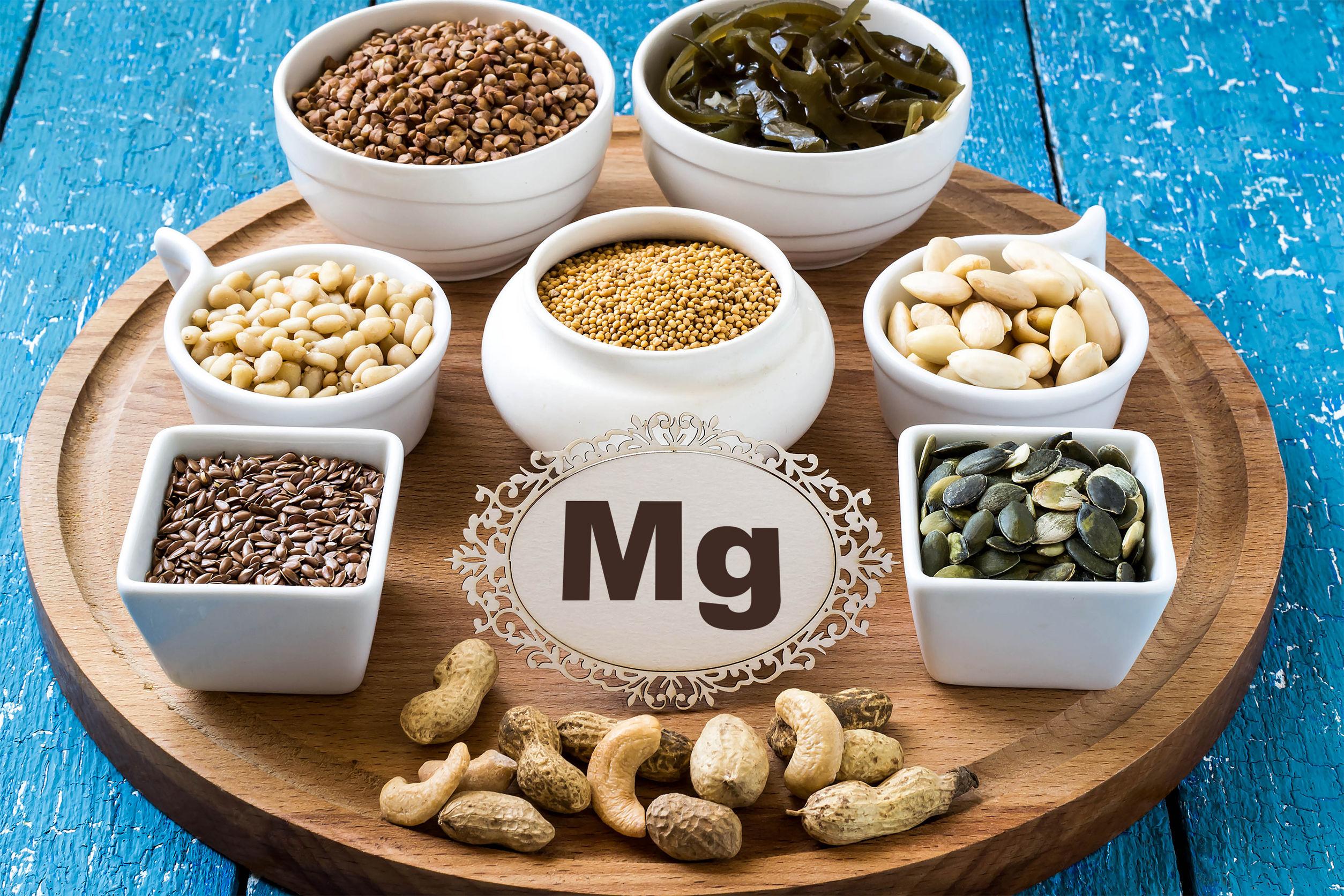 Magnesium Tagesbedarf