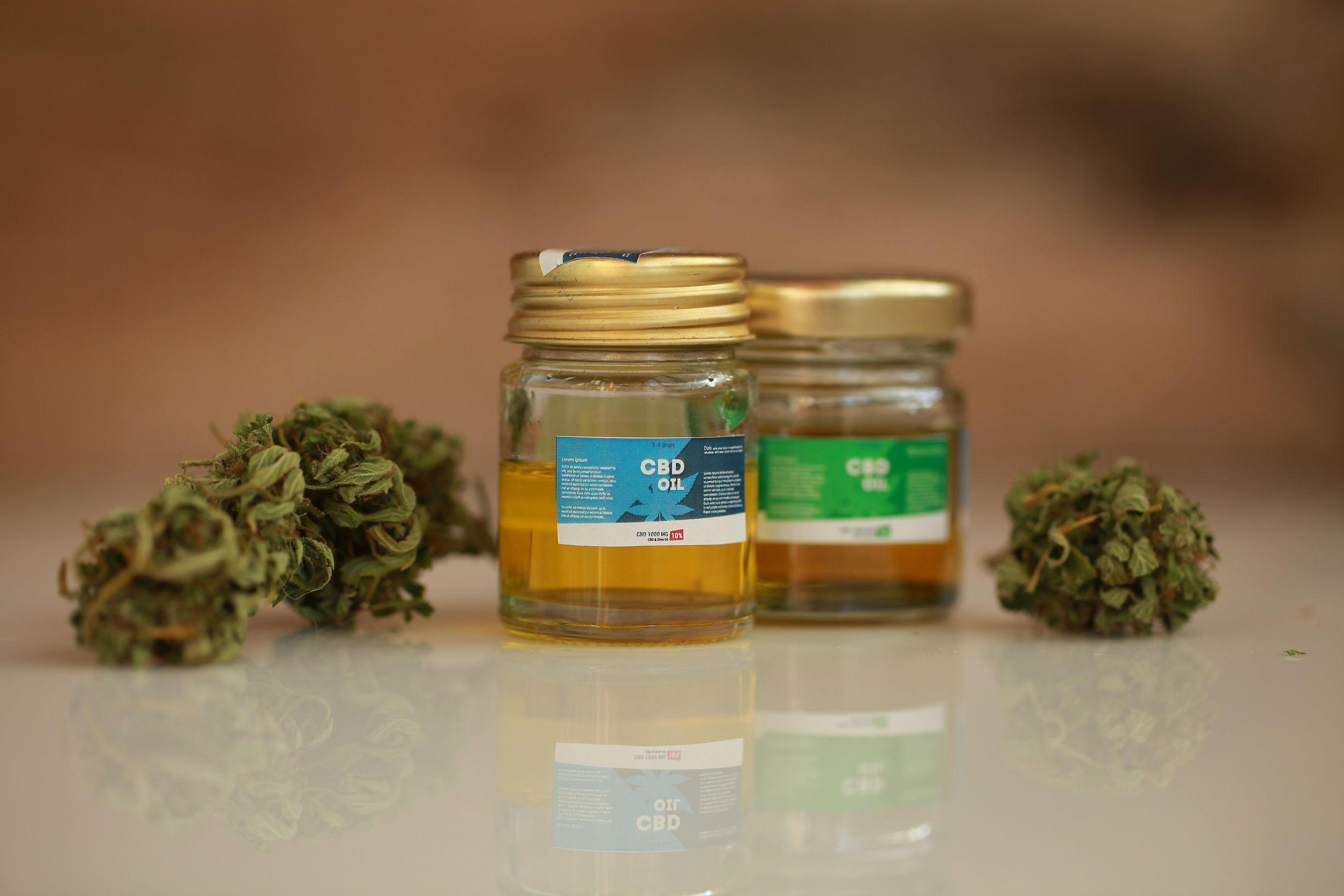 CBD Öl und Antidepressiva