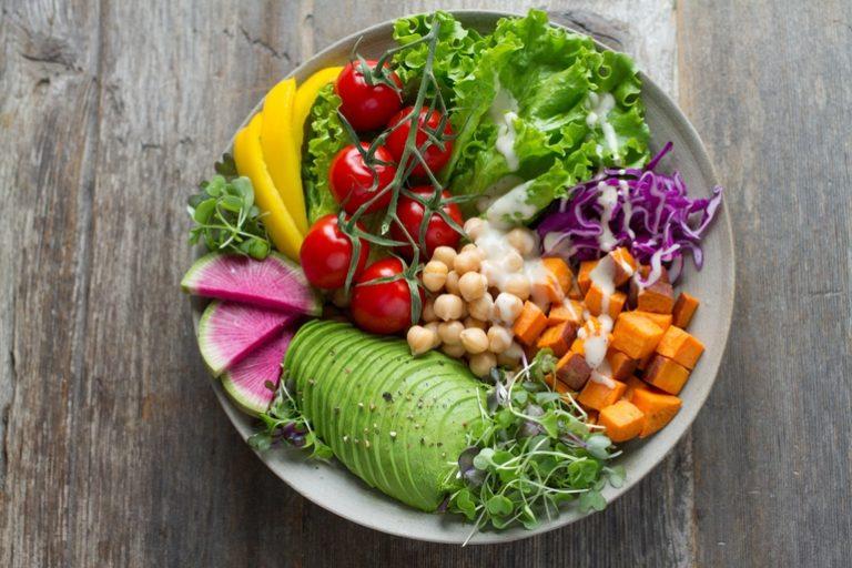 Gemüse mit Eisen-1