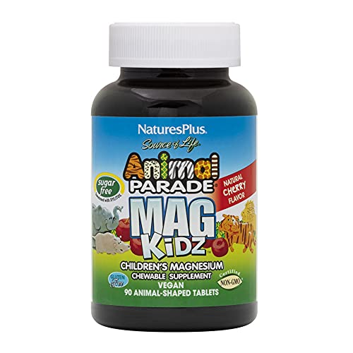 Animal Parade MagKidz Nature's Plus 90 Chewable